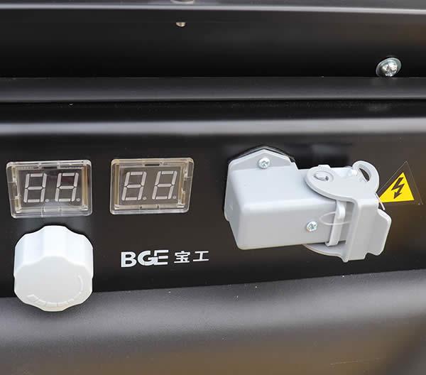 20KW燃油暖风机