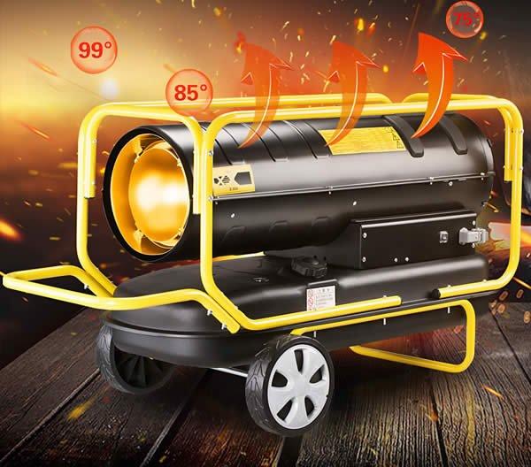 大棚育雏烘干柴油取暖机